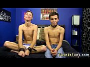 Boys thong wanking gay sex first time Conner Bradley and Hunter Starr