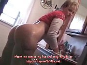 Blonde babe knows how to get her pussy leaking out like a faucet