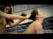 NudeFightClub presents Mira vs Sophie