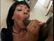 Africa sexx a chocolate sucker in a video of blow job