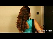 Petite tiny girl drilled Isabella De Santos_1 91