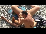 Pussy fingering and blowjob at beach