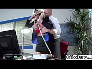 Bigtits Girl (julie cash) Get Hard Style Nailed In Office vid-22