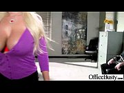 Sex In Office With Slut Horny Worker Bigtits Girl video-07