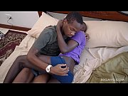 Black African Twinks Morgan and Oscar Fuck Bareback