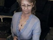 lovely granny with glasses 3, free webcam porn.