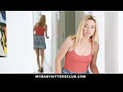 Picture MyBabySittersClub - Caught the Babysitter To...