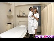 Aya hot nurse takes unifo...