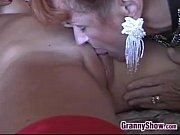 very old lesbians having some oral.