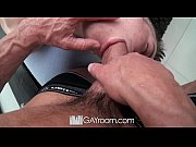 HD GayRoom - Travis gets massaged by Tyler Saint