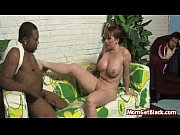 Horny MILF Suck And FGet Fucked By Big Black Cock 07