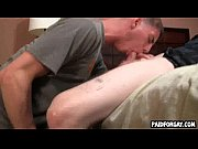 straight hunk sucks and tugs a cock for.