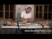 Amazing gay scene You know this dominant man likes to make a men