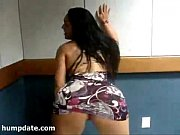 sexy latin with big ass dance