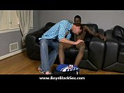 Black gay boys fuck white young dudes hard and deep 15