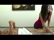 Picture Asian masseuse seduces her massage client