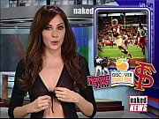 naked news compilation - rachel simmons takes her.