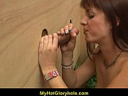 amazing gloryhole super blowjob - video.