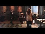 Connie Nielsen - The Devils Advocate (standing full frontal and sex)