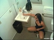 hidden cam in toilet filming officegirl.