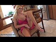 Barbi Gives a Footjob to a BBC