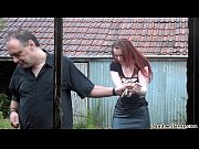 barn slaves outdoor domination and harsh breast whipping.