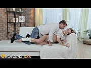 orgasms young girl enjoys foreplay before passionate romantic.