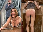 Upset bruntte is taken a serious spanking view on xvideos.com tube online.