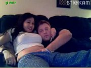 chubby asian teen gives a webcam show wit ...