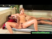 Nuru Gel Massage And Slippery Sex Blowjob 04