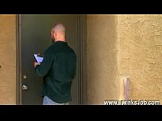 Gay cock in jeans movies The life of a door to door salesman is full