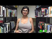 Picture Mia Khalifa Getting Horny in a Library
