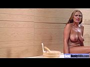 (elexis monroe) hot mature wife with big juggs.