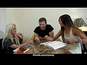 ?Porn Casting Teen for Money 14