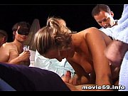 Amateur GangBang with 6 girls and 159 men! Part 2