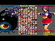 kuromaru vs athena asamiya the queen.