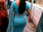 mature indian ass in blue saree.flv.