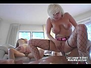 Two huge cock for two hottie girls