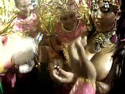 Renata Frisson - Mulher Melao topless in carnaval view on xvideos.com tube online.