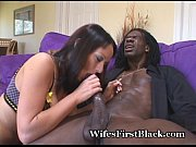 wifes first black