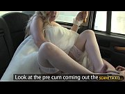 beautiful bride gets banged by stranger with a.