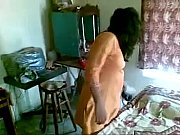 Young Indian Bhabhi in bed with her Office Colleague