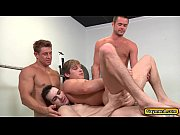 hunk twinks goes on group anal.