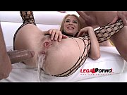 Sandra Luberc anal pissing slut 3on1 (DP &amp_ gapes) [NO SOUND] SZ734