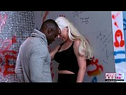 PureXXXFilms Thick blonde loves a big black dick