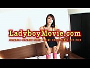 ladyboy patty jerking off