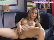Solo Teen Fingering