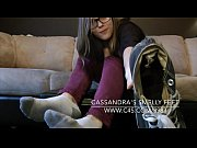 Cassandra&#039_s Smelly Feet - www.clips4sale.com/8983/15548134