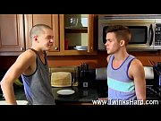 Real guys rim jobs in gay movies Dominic works their impatient