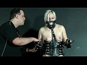 bizarre leather punishment of teen blonde chaos in.